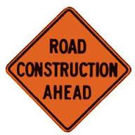 Conswtruction Sign