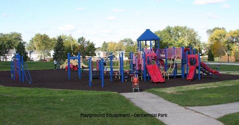 Grafton Wi Official Website Centennial Park